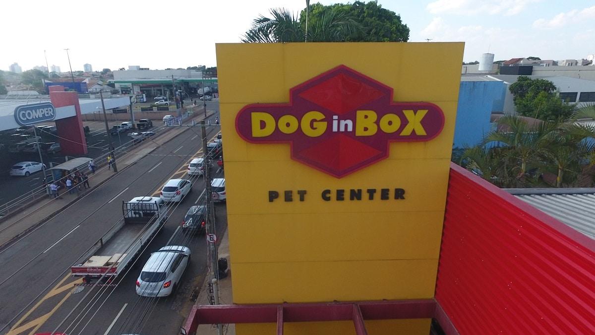 loja Dog In Box